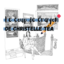 Récits par le portrait : « Musées dessinés, une exposition de Christelle Téa »