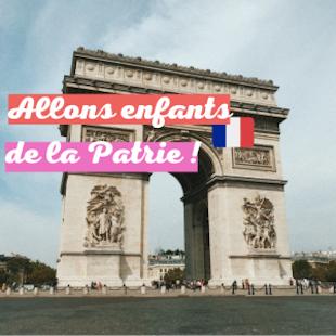 Visite de l'Arc de Triomphe