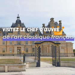 Visite du château de Maisons à Maisons-Laffitte !