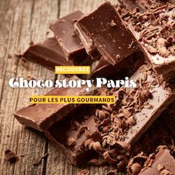 """Le chocolat dans tous ses états ! Au """"Choco Story Paris"""""""
