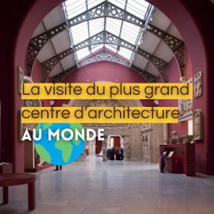 Chroniques urbaines à la Cité de l'architecture et du patrimoine