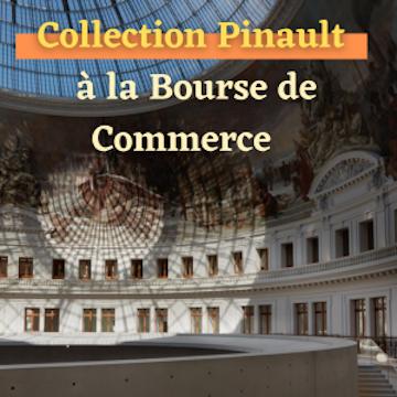 Pinault Collection à la Bourse de Commerce - Coupe-file !