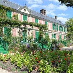 L'univers de l'artiste Claude Monet à Giverny