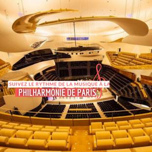 Découverte du musée de la musique à la Philharmonie de Paris