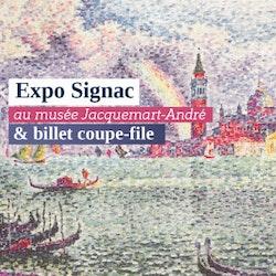 Expo « Signac, les harmonies colorées » au musée Jacquemart-André