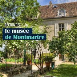 Visite du Musée de Montmartre et des jardins Renoir