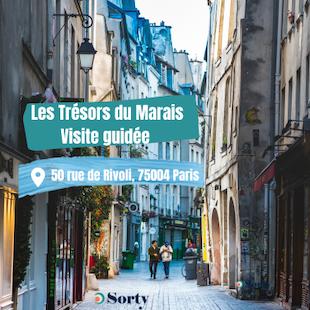 Les Trésors du Marais